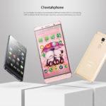 Cubot CheetahPhone – 5,5 Zoll Smartphone mit Android 6.0, MTK6753, 3 GB RAM + 32 GB ROM, 13MP Kamera (Samsung) und großem 3.050mAh Akku