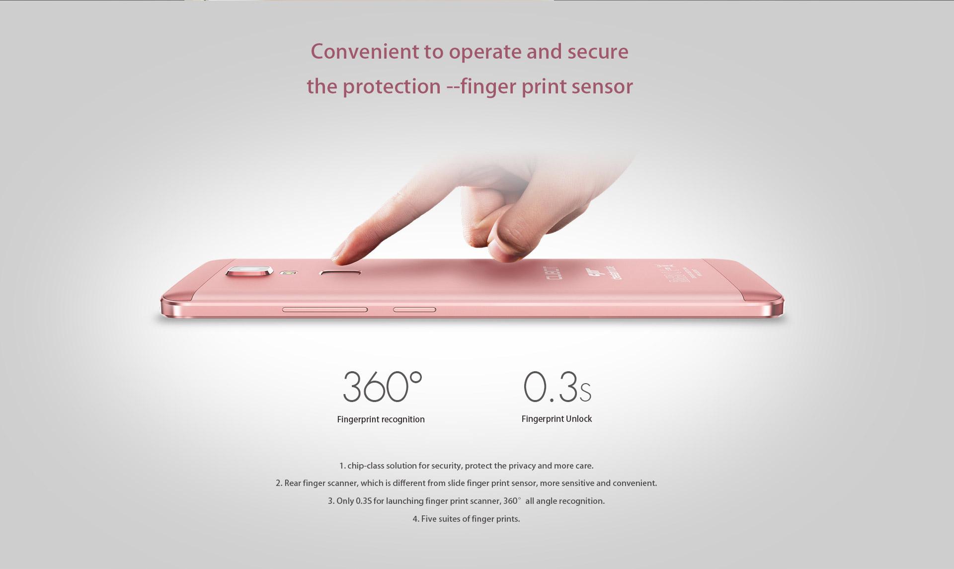 Cubot CheetahPhone , Neuheit, Smartphone China,Cubot Cheetah, Touch ID, Fingerabdruck Sicherheit