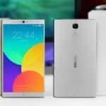 Meizu MX6 – 5,5 Zoll Smartphone mit Flyme OS (Android 6.0), MediaTek MT6797 Helio X20 Octa Core 2.5GHz, 4GB RAM und 21MP+5MP Kameras