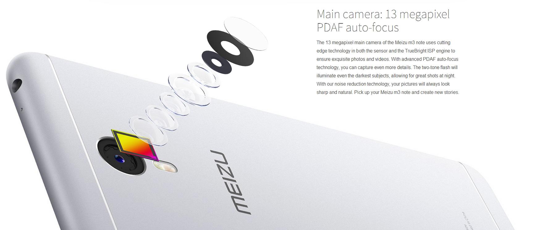 MEIZU M3 Note ,Antutu , 13MP Kamera, Akku, bester Preis, Preissuchmaschine China