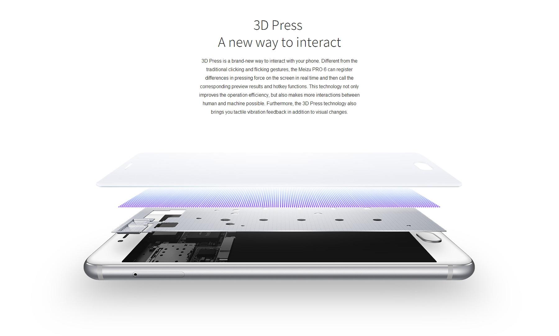 Meizu PRO 6, Antutu, Helio x25, 3d Press, China Smartphone, Neuheit, Preisvergleich, bester Preis kaufen