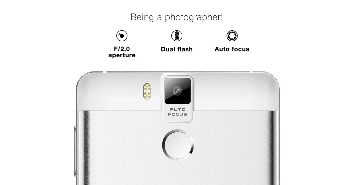 Oukitel K6000 Pro, Touch ID, CPU Antutu