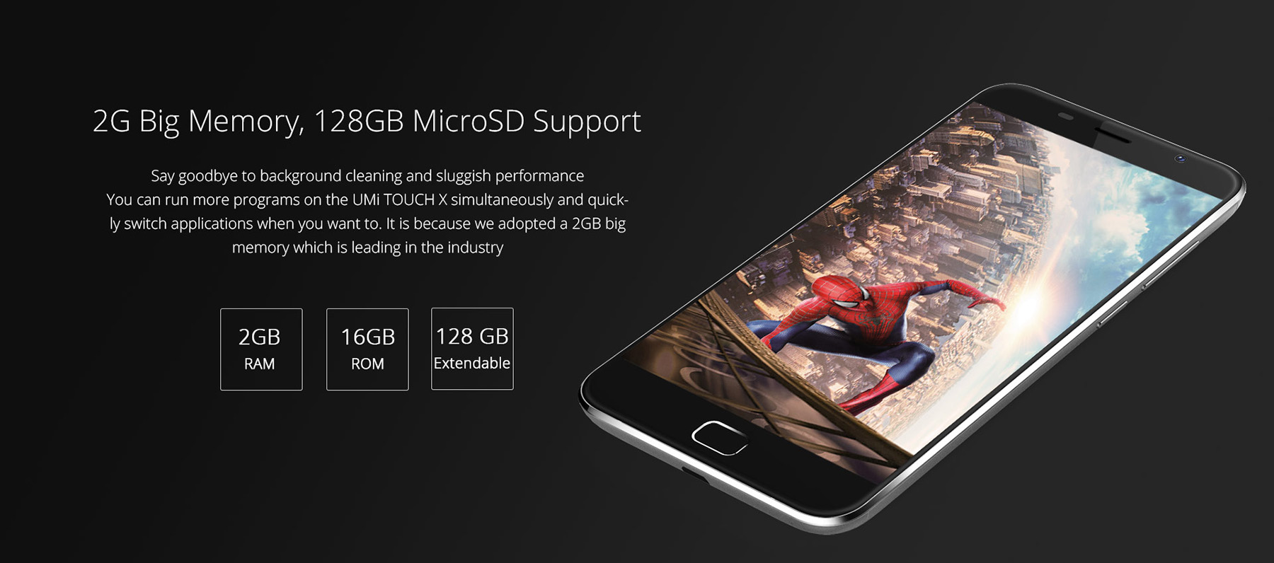 UMI TOUCH X, Display Full HD randlos, Preisvergleich Smartphone, Preissuchmaschine China