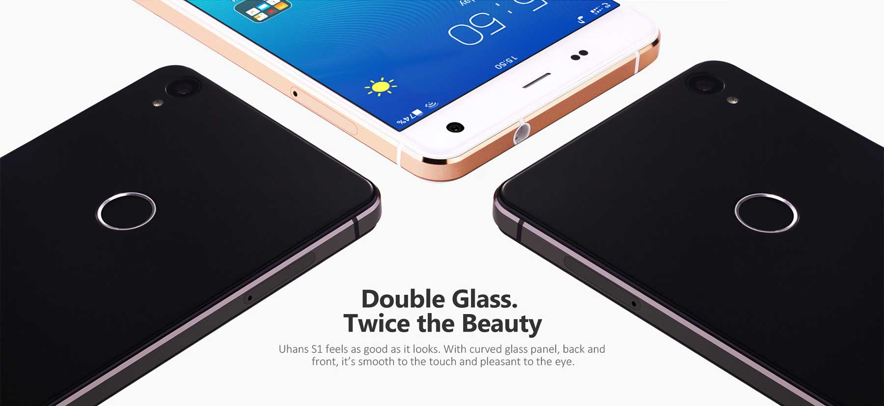 Uhans S1 , Antutu Benchmark schore, China Handy Smartphone Phablet Test, Testbericht, günstig Smartphone kaufen