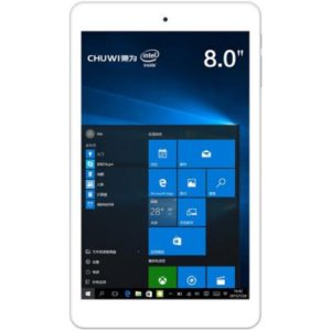 CHUWI Hi8 Pro – 8.0 Zoll WUXGA Dual Boot Tablet PC mit Windows 10 & Android 5.1, Intel Atom X5-Z8300/Z8350 Quad Core 1.44GHz, 2GB RAM, 32GB Speicher, 2MP & 2MP Kameras, 4.000mAh Akku