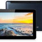 Cube iWork11 Ultrabook 10.6 FHD Tablet PC mit Windows 10, Intel Cherry Trail Z8300 Quad Core 1.44GHz, 4GB RAM, 64GB Speicher, 5MP+2MP Kameras, 8.600mAh Akku