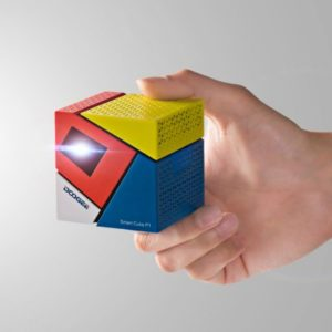 DOOGEE Cube P1 Smart Mini LED Projektor