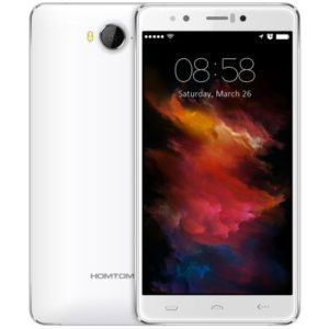 HOMTOM HT10 5.5 LTE FHD Phablet mit Android 6.0, Helio X20 MTK6797 Deca Core 2.3GHz,  4GB RAM, 32GB Speicher, 21MP+8MP Kameras, 3.200mAh Akku