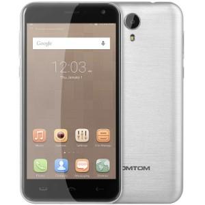 HOMTOM HT3 Pro 5.0 Zoll LTE HD Smartphone mit Android 5.1, MTK6735 64bit Quad Core 1.0GHz, 2GB RAM, 16GB Speicher, 13MP+5MP Kameras, 3.000mAh Akku, OTA