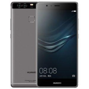 HUAWEI P9 – 5.2 Zoll LTE FHD Smartphone mit Android 8.1, Kirin 955 Octa Core 2.5GHz,  3-4GB RAM, 32-64GB Speicher, Dual 12MP+12MP & 8MP Kameras, 3.000mAh Akku