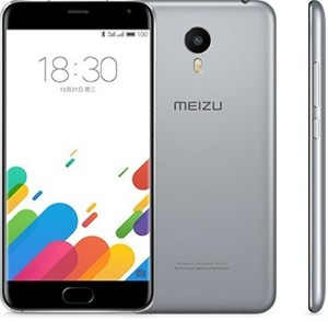 MEIZU M3 Note 5.5 Zoll LTE FHD Phablet mit Flyme OS (Android 5.1), Helio P10 Octa Core 1.8GHz, 2GB/3GB RAM, 16GB/32GB Speicher, 13MP+5MP Kameras, 4.100mAh Akku