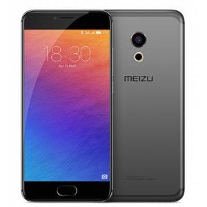 MEIZU PRO 6 5.2 Zoll LTE FHD Smartphone mit Android 6.0, Helio X25 Deca Core 2.5GHz, 4GB RAM, 32GB/64GB Speicher, 21MP+5MP Kameras, 2.560mAh Akku