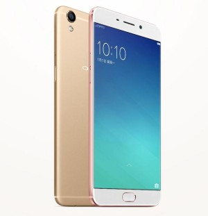 OPPO R9 Plus 6.0 Zoll LTE FHD Phablet mit ColorOS 3.0 (Android 5.1), MSM8976 Snapdragon 652 64bit Octa Core 1.8GHz, 4GB RAM, 64GB Speicher, 16MP+16MP Kameras, 4.120mAh Akku, Fingerprint/Touch ID, Fast Charge