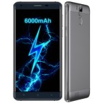 Oukitel K6000 Pro 5.5 Zoll LTE FHD Phablet 5.5 mit Android 6.0, MTK6753 64bit Octa Core 1.3GHz, 3GB RAM, 32GB Speicher, 16MP+8MP Kameras, 6000mAh Akku