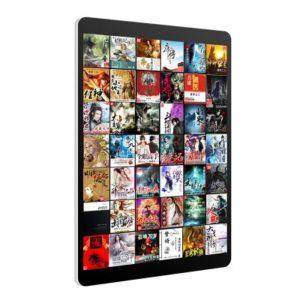 Teclast X89 Kindow Reader 7.5 Zoll HDV Tablet PC mit Windows 10 & Android 4.4, Intel Baytrail Z3735F Quad Core 1.33GHz, 2GB RAM, 32GB Speicher, 2MP+0.3MP Kameras, 3.500mAh Akku, Bluetooth 4.0 WiDi