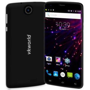 VKworld T6 6.0 Zoll LTE HD Phablet mit Android 5.1, MTK6735 64bit Quad Core 1.0GHz, 2GB RAM, 16GB Speicher, 13MP+5MP Kameras, 3.500mAh Akku, 3D Sensor, HotKnot, OTG
