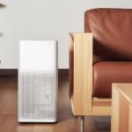 Original Xiaomi Smart Mi Luftreiniger, Smartphone gesteuerter Rauch- Staub- und Geruchsneutralisierer der zweiten Generation