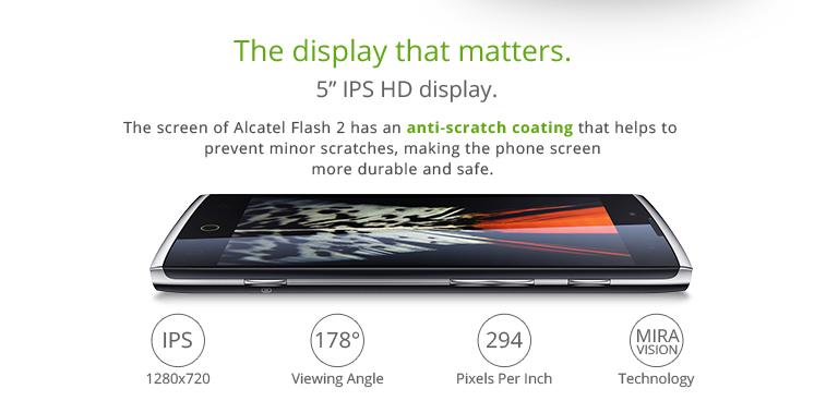 Alcatel Flash 2, Display retina, Angebot, Smartphone für 100€, Preisvergleich China, Preissuchmaschine China, bester Preis Handy