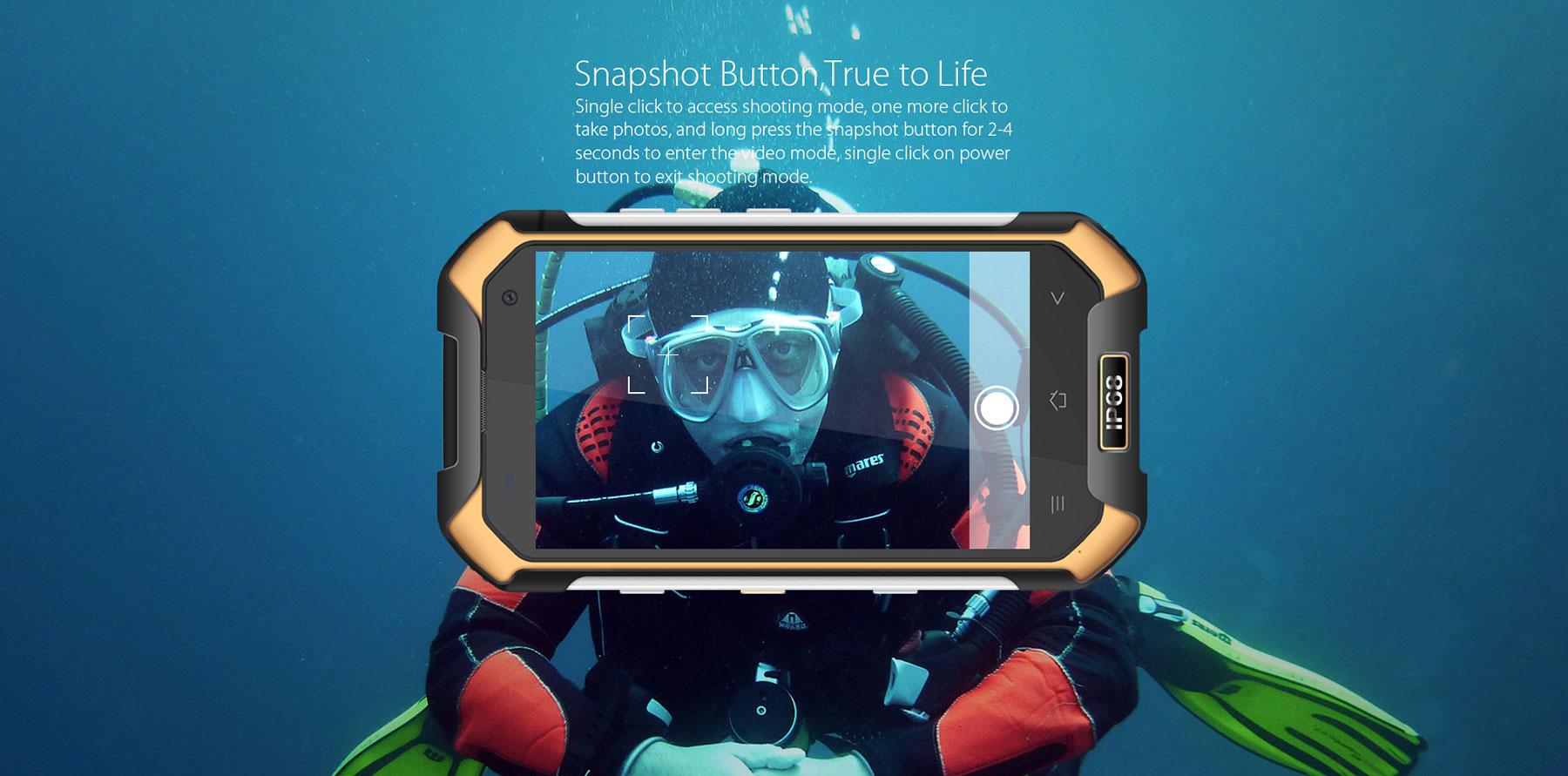 Blackview BV6000, China-Smartphone, Smartphone ohne Vertrag, bester Preis, wasserdichtes Handy