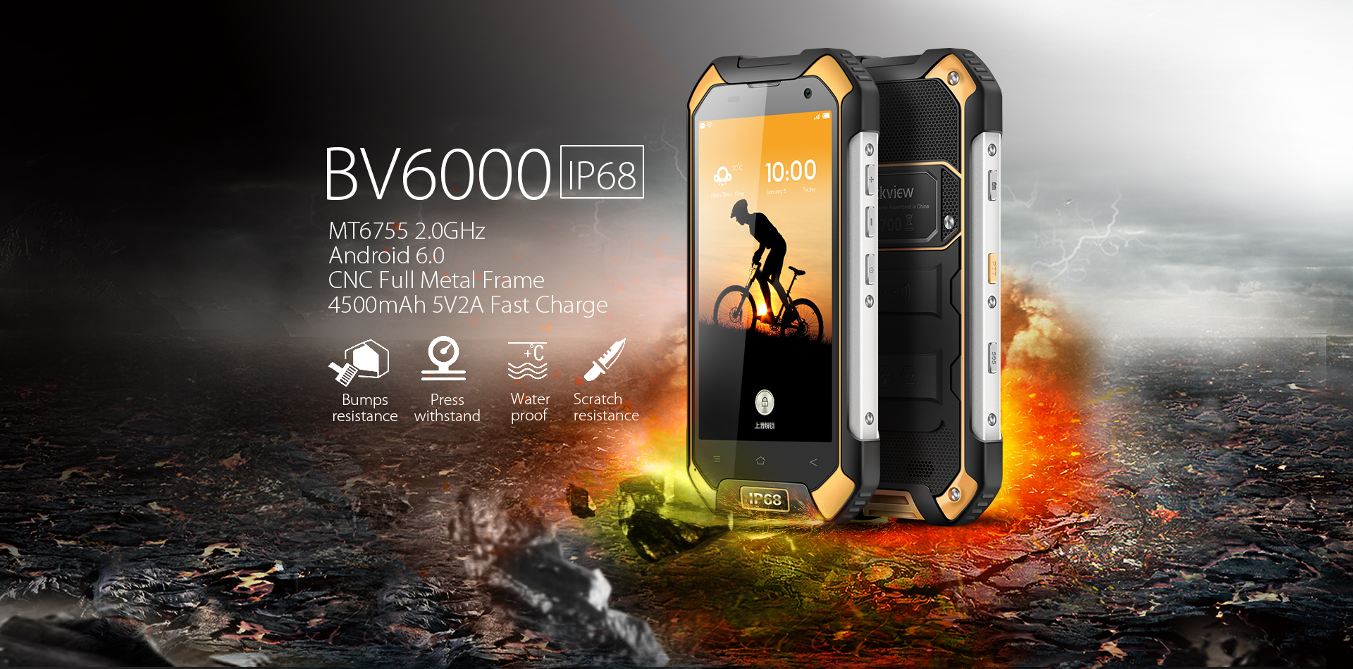 Blackview BV6000, release Date, Angebot, bester Preis, wo kaufen