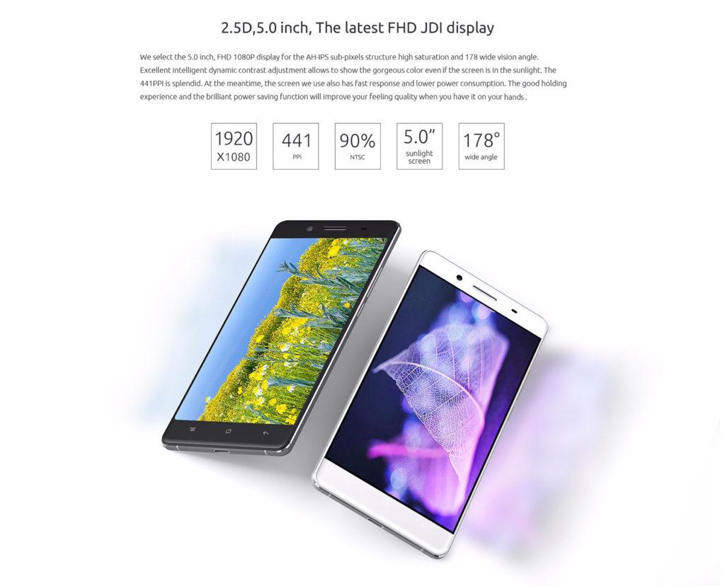 CUBOT X17S, Smartphone Neuheiten 2016, Antutu Benchmark Test, FullHD Display, günstig China Smartphones