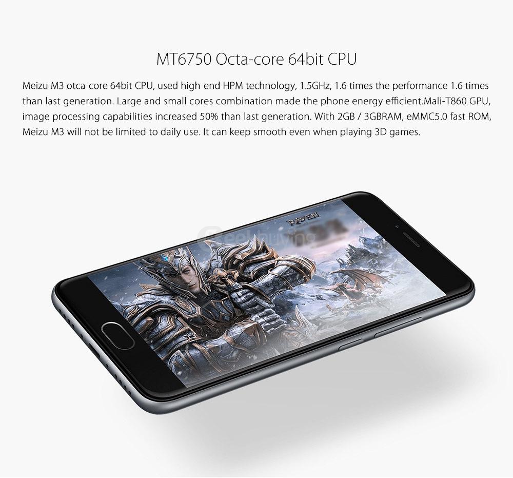 MEIZU M3, vorbestellen, günstig kaufen, LTE B7, kein LTE B20, LTE 800, China Handy Smartphone