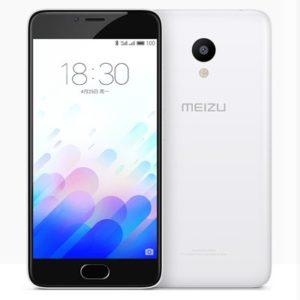 MEIZU M3 – günstiges 5 Zoll HD Smartphone mit MT6750 Octa Core Prozessor, 2GB RAM + 16GB ROM (erweiterbar), 13MP+5MP Kameras und 2.870mAh Akku