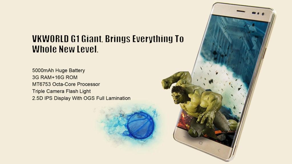 VKworld G1, Vorverkauf, Gearbest Angebot, Chinahandy, Smartphones im Test, Antutu Benchmark Test