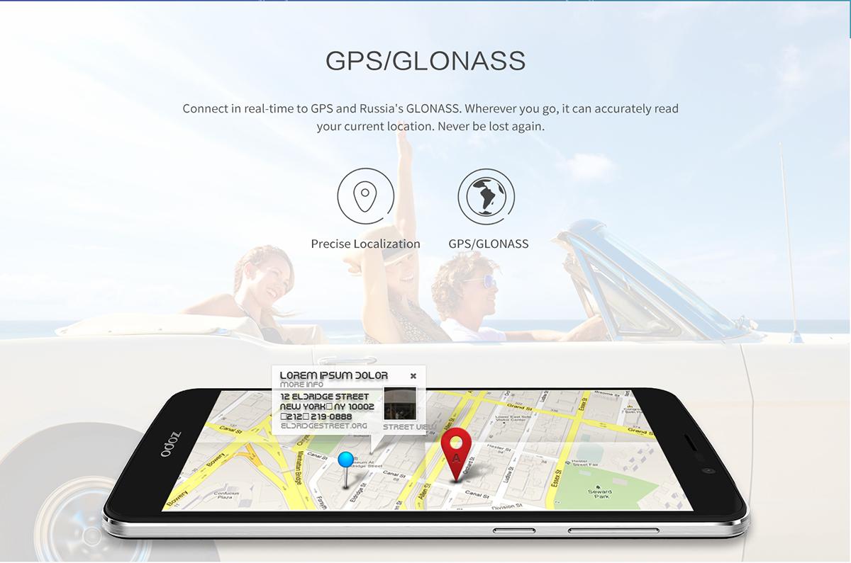 ZOPO Hero 1, Navigation, Glonass GPS, Zopo LTE 800 B7 B20, Testbericht, Vergleichstest, rooten root Anleitung
