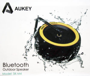 AUKEY SK-M4 Robuster Outdoor Bluetooth Lautsprecher