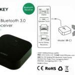 AUKEY BR-C1 universeller Bluetooth Empfänger