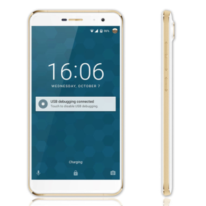 DOOGEE F7 5.5 Zoll LTE FHD Phablet mit Android 6.0, Helio X20 MT6797 Deca Core 2.3GHz, 3GB RAM, 32GB Speicher, 16MP+8MP Kameras, 3.400mAh Akku
