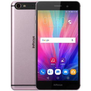 Infocus M808 5.2 Zoll LTE FHD Smartphone mit Android 5.1, MTK6753 64bit Octa Core 1.3GHz, 2GB RAM, 32GB Speicher, 13MP+5MP Kameras, 2.450mAh Akku
