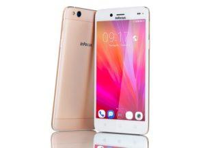 InFocus M680 5.5 Zoll LTE FHD Smartphone mit Android 5.1, MediaTek 6753 Octa Core 1.5Ghz, 2 GB RAM, 16 GB Speicher, 13MP+13MP Kameras, 2.600mAh Akku