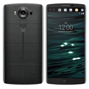 LG V10 H900 5.7 Zoll QHD LTE Phablet mit Android 5.1, Snapdragon 808 Hexa-Core 1.8GHz, 4GB RAM, 64GB Speicher, 16MP+5MP Kameras, 3.000mAh Akku