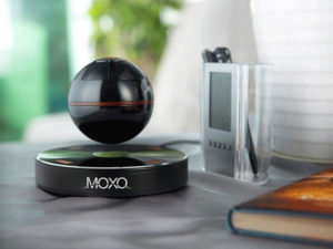 MOXO X-1 Maglev – schwebender Bluetooth Kugel-Lautsprecher