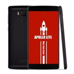 VERNEE Apollo Lite – 5.5 Zoll LTE FHD Phablet mit Android 6.0, Helio X20 Deca Core 2.3GHz, 4GB RAM, 32GB Speicher, 16MP & 5MP Kameras, 3.180mAh Akku
