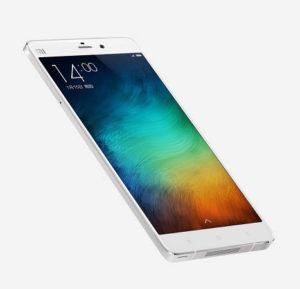 Xiaomi Mi Note 2 – 5,7 Zoll Curved 3D-Touch-Display (2160 x 3840, 773ppi), Snapdragon 823, Android 6.0, 3600mAh Akku, 32/64/128GB ROM, 4GB/6GB RAM und 16MP + 4MP Kameras