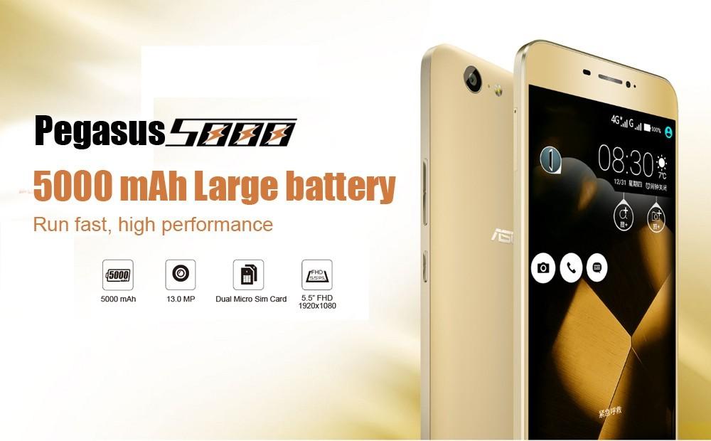 Asus Pegasus 5000 , Akku Laufzeit, Test, Testbericht, Chinahandy, China Smartphone