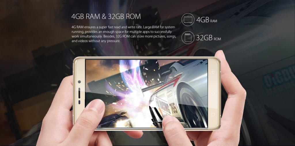 Blackview R7, Smartphone Neuheit 2016, China-Smartphone, Handy günstig ohne Vertrag, Chinahandy