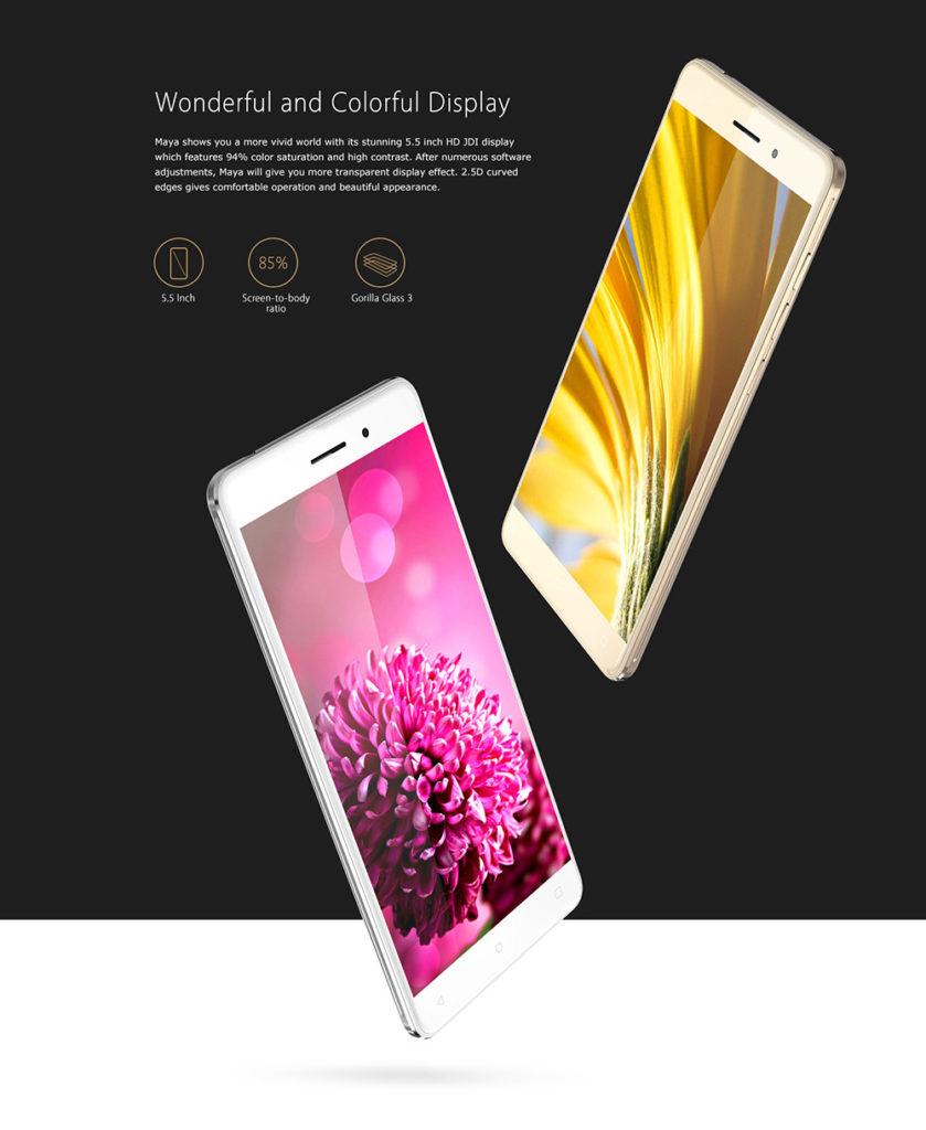 Bluboo Maya, Neuheit, Antutu, bester Preis, Preisvergleich , Smartphone ohne Vertrag