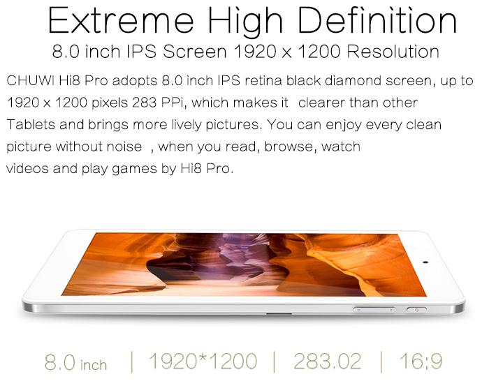 Chuwi Hi8 Pro, Testbericht, Antutu , Tablet günstig, Test, Intel Z8300, Benchmark