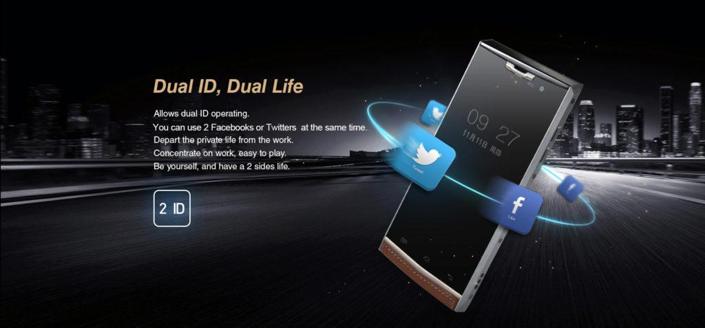 DOOGEE T3, Dual ID Smartphone, Smartphone, Antutu, Chinahandy, China Handy Smartphone