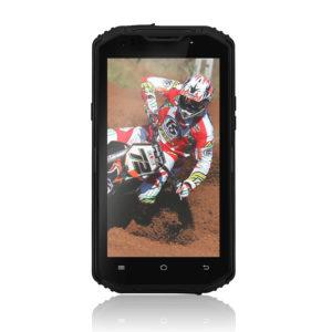 VPHONE X3 – 5,5 Zoll Outdoor Smartphone (wasserdicht nach IP68 + MIL-STD-810) mit MTK6735 Quad Core Prozessor, 2GB RAM + 16GB ROM, 8MP Kamera, Android 5.1, allen LTE-Bändern und großem 4.500mAh Akku