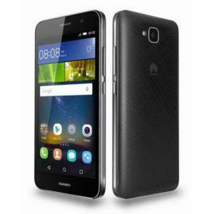 Huawei Y6 Pro AL00 5.0 Zoll LTE HD Smartphone mit EMUI 3.1 (Android 5.1), MT6735P Quad Core 1.3GHz, 2GB RAM, 16GB Speicher, 13MP+5MP Kamera, 4.000mAh Akku