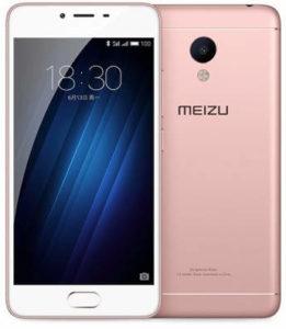 MEIZU M3S – 5.0 Zoll LTE HD Smartphone mit Android 5.1, MTK6750 Octa Core 1.5GHz, 2-3GB RAM, 16-32GB Speicher, 13MP & 5MP Kameras, 3.020mAh Akku