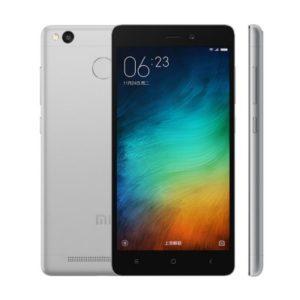 Xiaomi Redmi 3S 5.0 LTE HD Smartphone mit Android 5.1/6.0, Qualcomm Snapdragon 430 Octa Core 1.4GHz, 2GB/3GB RAM, 16GB/32GB Speicher, 13MP+5MP Kameras, 4.100mAh Akku