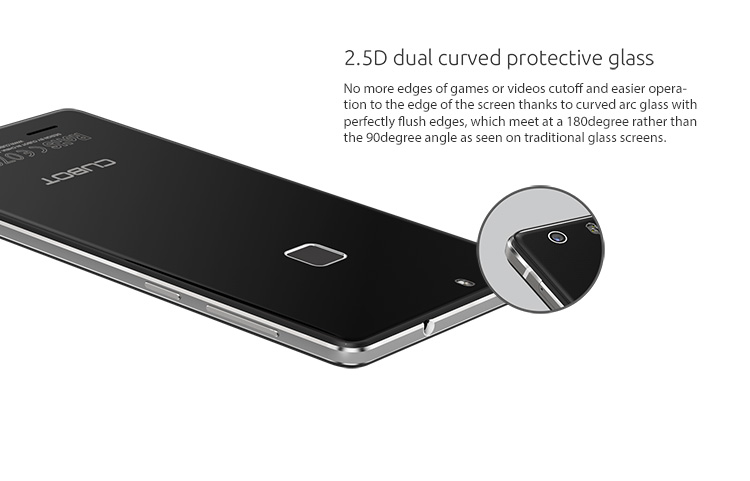 CUBOT S550 PRO , Antutu, 2.5D Glas vorne Rückseite, 100 Euro Smartphone Test