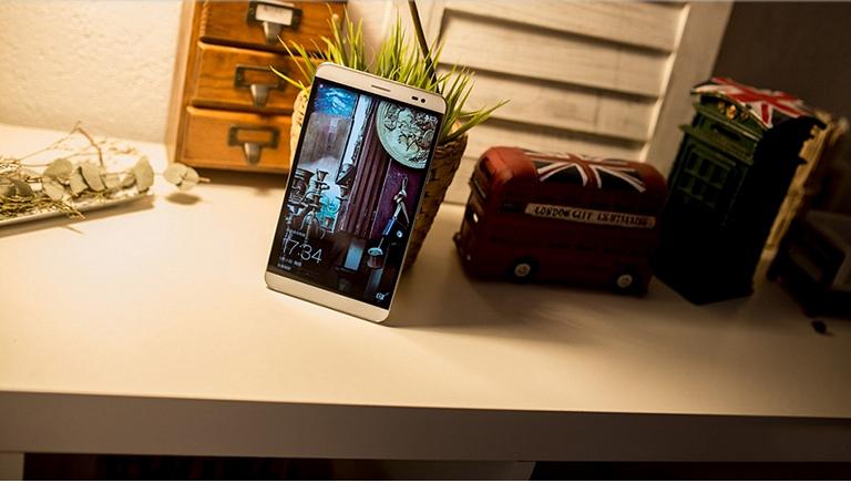 HUAWEI Honor X2, GEM-703L,7 Zoll WUXGA ,Hisillicon Kirin 935, 3GB RAM, Antutu Benchmark