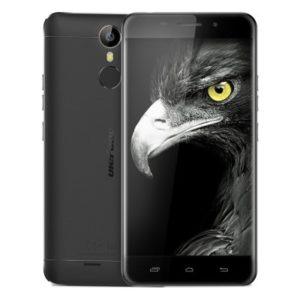 Ulefone Metal –  günstiges LTE Smartphone (B1, B3, B7, B20) mit 5.0 Zoll HD-Display, Android 6.0, MTK6753 Octa Core Prozessor, 3GB RAM + 16GB ROM, Touch ID und 3050mAh Akku (Sony)